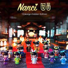<b>Nanci</b> Chinese Beauty Blind Box by <b>Robotime</b> - Mindzai