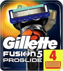 Купить Сменные <b>кассеты</b> для бритья <b>GILLETTE Fusion</b> ProGlide ...
