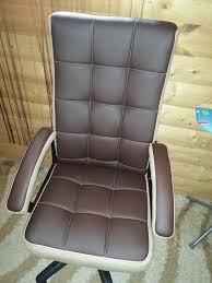 Обзор на <b>Кресло</b> руководителя <b>TETCHAIR TRENDY</b> кож/зам ...
