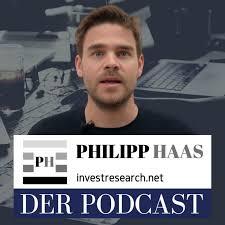 Philipp Haas - investresearch Aktienpodcast