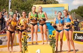 <b>Twin gold</b>: McNamara sisters capture elusive first <b>beach</b> volleyball ...