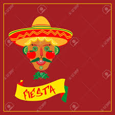 mexican style mexican fiesta party concept holiday poster mexican style mexican fiesta party concept holiday poster template card invitation