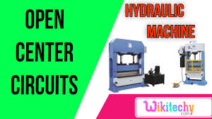 what is open center circuits hydraulic machines interview tips what is open center circuits hydraulic machines interview tips wikitechy com