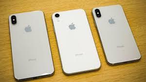 Đã có iPhone X, nên nâng cấp lên iPhone Xs, Xs Max hay Xr?