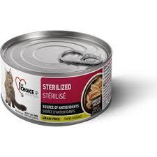 <b>Консервы 1-ST CHOICE Adult</b> Cat Sterelized Grain Free Shredded ...