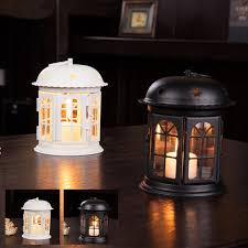 europe candle holders moroccan lanterns rose gold silver portable candlestick holder lantern home wedding decoration