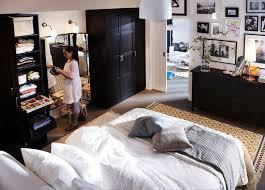 design ideas for black and white bedroom image dlvk black furniture ikea
