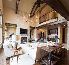 modern rustic living room with a cozy warm appeal design carpet direct kansas appealing home interiro modern living room
