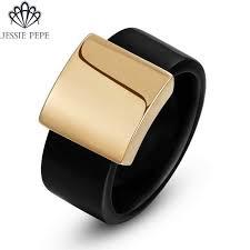 Jessie Pepe Italina Rose Gold Color Genuine Austrian Zircon Ring ...