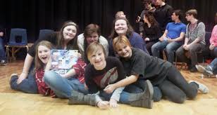 nddhs juniors win improv title winning improv team from north dundas district high school