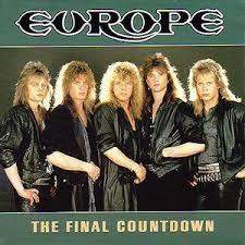 The <b>Final</b> Countdown (song) - Wikipedia