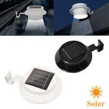 best <b>solar powered led</b> gutter lights brands and get free shipping ...