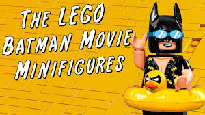 The <b>LEGO Batman movie</b> minifigures | ЛЕГО Минифигурки Бэтмен ...