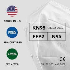 <b>FDA</b> & CE Certified <b>KN95 Mask</b> - KANGNUOSHI (<b>10 pcs</b>) | AHED ...