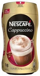 кофейный напиток nescafe classic cappuccino растворимый 18 г