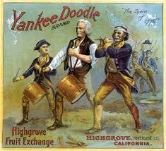 Yankee, songs, history Revolutiony War