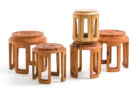 bamboo furniture by taiwanese studio scope design three generations bamboo furniture designs