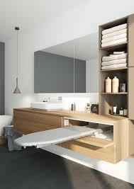 Prua & Prua <b>Short</b> - Space-saving <b>ironing board</b> inside drawer | Atim
