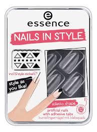 Купить <b>накладные ногти на клейкой</b> основе nails in style no04 ...