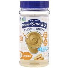 Peanut Butter & Co., <b>Peanut Powder</b>, <b>Original</b>, <b>6.5</b> oz (184 g) in 2020 ...