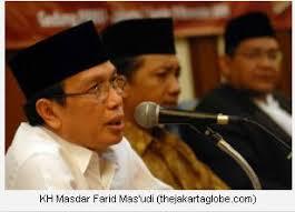Ketua PBNU Masdar Farid Mas'udi mengusulkan agar pemerintah menyediakan lokasi khusus untuk tempat berjudi. Sebab, saat ini banyak warga Indonesia yang ... - masdar-masudi