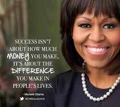 Michelle Obama Quotes. QuotesGram via Relatably.com