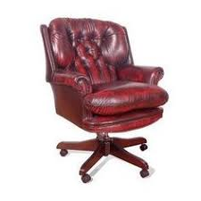 chesterfield presidents leather office chair amazoncouk kitchen home chesterfield presidents leather office chair amazoncouk