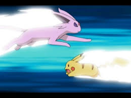 <b>Pikachu</b> vs. Espeon! | <b>Pokémon</b>: Battle Frontier - YouTube