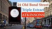 Atkinsons <b>24 Old Bond Street</b> Triple Extract with Cubaknow ...