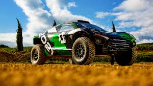 Extreme E: How to Build a <b>Racing Car</b> - All 4