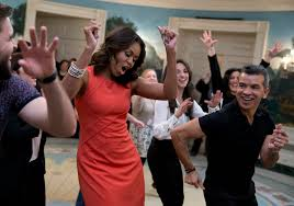 Image result for michelle obama white house parties