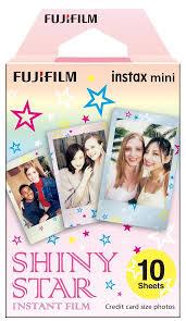 <b>Fujifilm</b> Instax Mini <b>Shiny Star</b> Film - 10 Exposures - Exotique