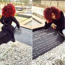Image result for denrele Goldie