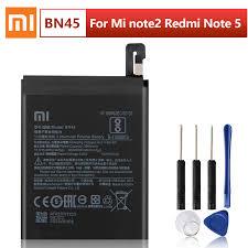 <b>Original</b> XIAOMI BN45 Replacement Battery For <b>Xiaomi Mi</b> Redmi ...