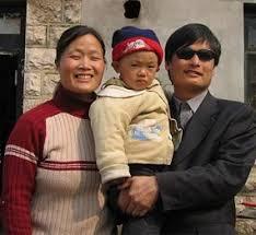 Chen Guangcheng, eroe dei Diritti Umani
