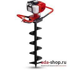 <b>Мотобур ADA Ground</b> Drill 5 со шнеком Drill 200 (800 мм) А00231 ...