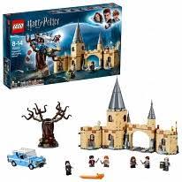 Обзор на набор <b>Lego Harry Potter Побег</b> Грин-де-Вальда