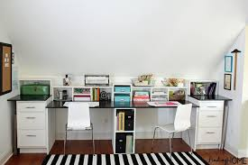 cool diy office desk ideas for your home office built office desk ideas