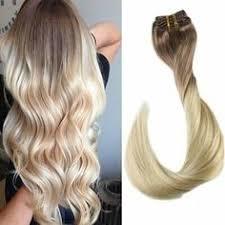 eBay #Sponsored <b>Full Shine</b> Clip In Remy Human Hair Extension ...