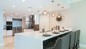 calacatta marble kitchen waterfall: white zeus extreme by silestone sw slideshow kitchen white zeus extreme by silestone