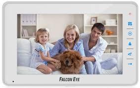 <b>FE</b>-<b>70C4 Falcon Eye Видеодомофон</b> цветной 7''