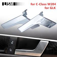 Online Shop Car <b>Interior Door Handles</b> for Mercedes-Benz C-Class ...