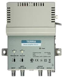 <b>Домовой усилитель HA131 TERRA</b>