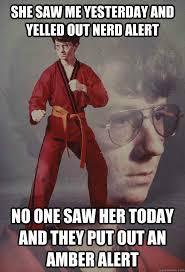 Karate Kyle memes   quickmeme via Relatably.com