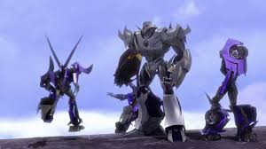 Transformers: Prime <b>Megatron</b> Kills Steve and Smokescreen ...