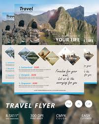 135 psd flyer templates psd eps ai indesign format travel flyer in psd cdr ai eps format