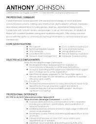 professional information system specialist templates to showcase resume templates information system specialist