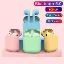 Headphone Wireless Inpods I12 Bluetooth V5.0 Earphone ... - Vova