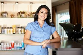 planning a career in the beauty industry make sure you do your w working in hairdressing salon