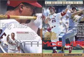 「1998年のMLBシーズン最多本塁打記録対決」の画像検索結果